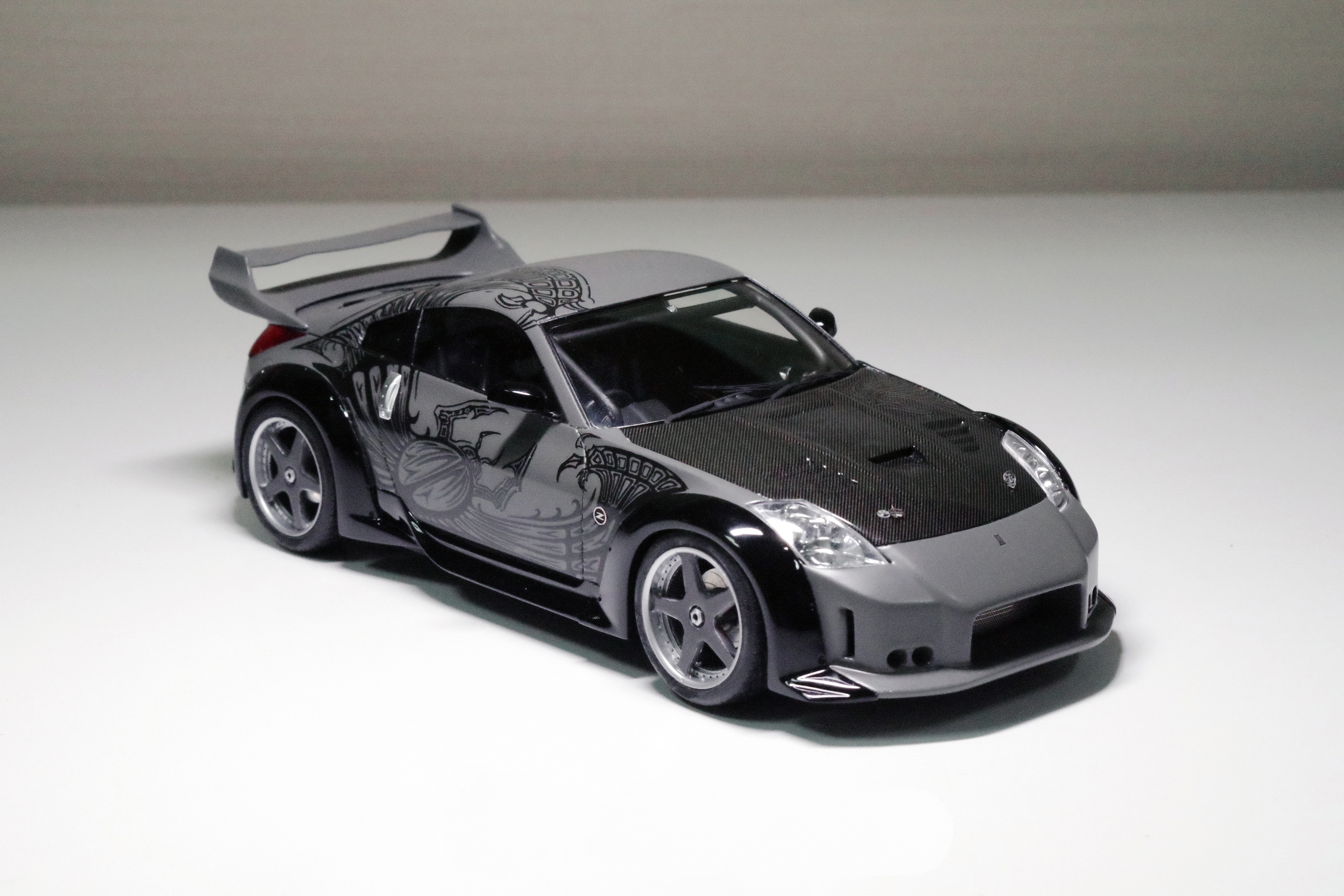 Nissan 350z The Fast And The Furious Tokio Drift Decal Shop